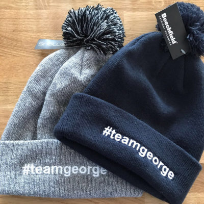 BG Sports Team George Beanies