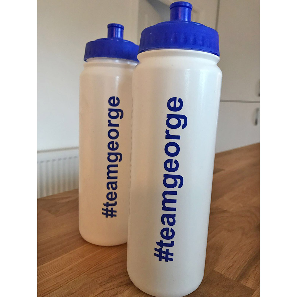 BG Sports Team George Waterbottles