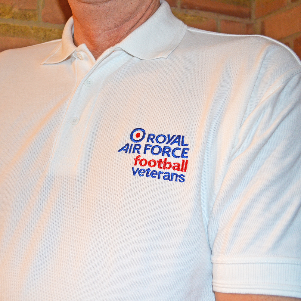 BG Sports - RAF Veterans Polo Shirts