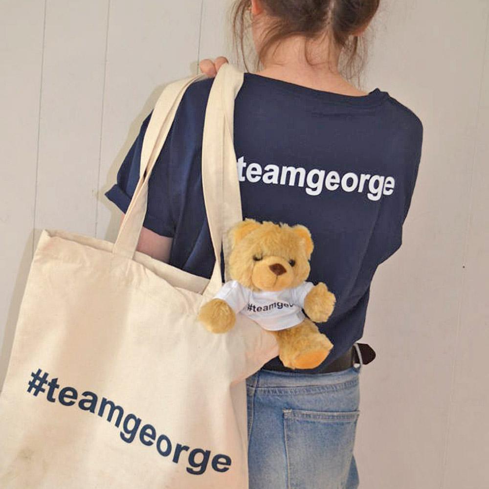 BG Sports Team George ladies T shirt